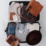 Bagajul de calatorie-cum sa il pregatesti in mod inteligent